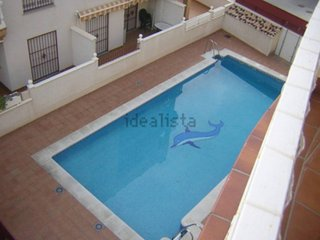 Penthouse | 2 bd 75m beachfront + terrace + pool