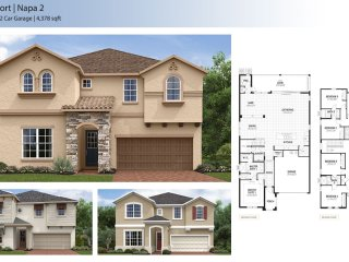 9024SRL The Ultimate 5 Bedroom 5 Bathroom Solterra