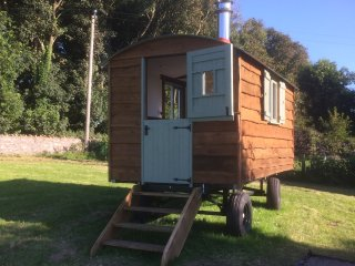 Self catering Glamping at Glan Tywyn Anglesey