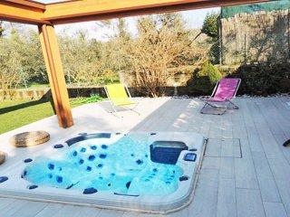 Casa Giumar, with jacuzzi hot tub, bbq area and garden - Amalfi coast