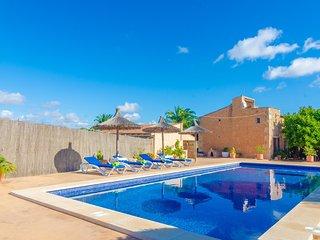 SA PUNTA BERTUMINS - Villa for 6 people in Ses Salines