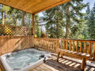Mountain High Retreat with Fenced Yard + Hot Tub