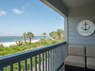 Beachfront Condo as featured on HGTV!