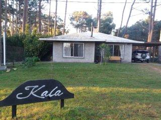 Kala, zona Natural de La Paloma