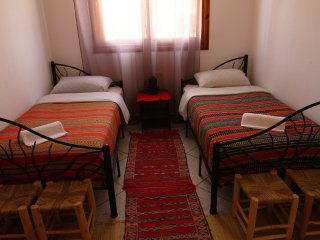 Bagus Surf Camp Bedroom 3