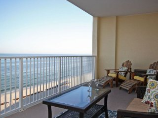 Gulf Front * Fall Sale * Best On Beach!! * Extra Large Balcony * High Speed WiFi