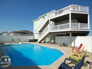 7+ Bedroom Semi Ocean Front Home - Pool/Hot Tub