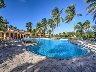 Tropical Punta Gorda Condo w/Lanai & Pool Access!