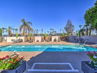 NEW! 1BR Cathedral City Condo w/ Amazing Amenities
