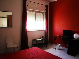 Affitto di stanza privata - Double Red Room