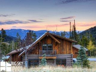 Powder Ridge Cabin 18 Manitou | Powder Ridge Cabins Big Sky