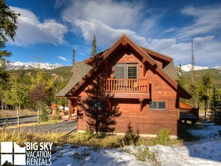 Powder Ridge Cabin 26 Rosebud Loop | Big Sky Montana Vacations