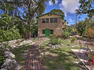 NEW!1BR Fort Lauderdale Apt w/Garden -Walk to Dwtn