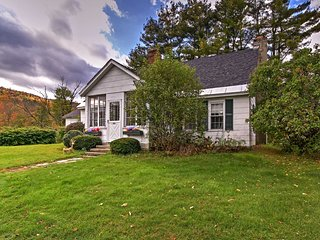 NEW! 5BR Chester Home - On Tree Farm Near Skiing!