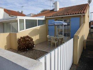 SAINT GILLES CROIX DE VIE - 3 pers, 30 m2, 2/1