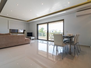 Amazing Holiday Apartment in Athens with Sea View