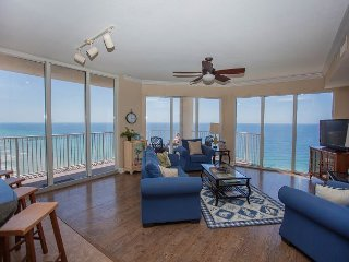 Luxurious Corner Unit at Tidewater Beach Resort with WRAP AROUND BALCONY!