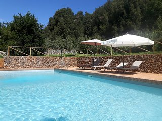 Renovated Tuscan Farm near Siena Private Fenced Chl-free Pool Free Wi-Fi 16P