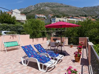 Apartment Lise- One Bedroom Apartment with Terrace and Sea View