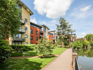 Fantastic Modern one bed apartment, Central Oxford