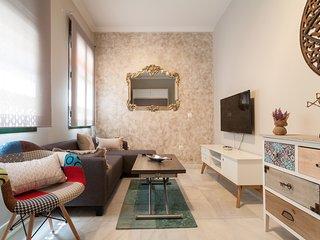 Green-Apartments Plaza Nueva II: Apartamento Deluxe