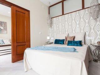 Green-Apartments Sierpes: Apartamento Deluxe con Balcón