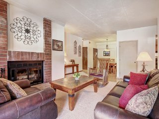 Enjoy Resort Amenities and Ski in Ski out Access in This Ideally Located Condo