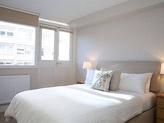 Comfortable 2 bedroom apartment near Sloane Square
