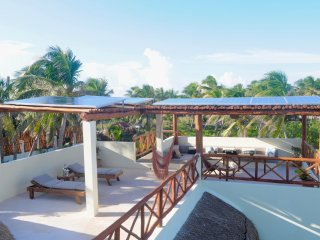 Playaakun Eco-Lux Private Beach Retreat