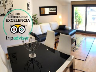 Atico Premium con Terrazas y Vista Panoramica LaPerla