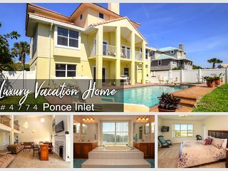Oct & Nov Specials - Luxury Home - Steps To The Ocean - 4BR/3BA- #4774