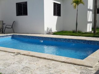 House with Private pool in Santiago
