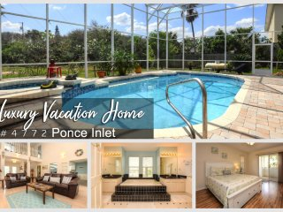 Nov & Dec Specials - Luxury Pool Home - Steps From The Beach - 5BR/4.5BA  #4772