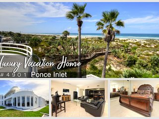 Oct & Nov Specials-Luxury Pool Home - Direct Ocean Front - 4BR/4.5BA #4901