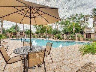 City Oasis | Gated Resort-Style Escape w/ Parking | 5 min from Stadiums/Arenas