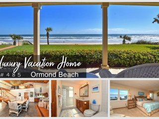 Oct & Nov Specials - Luxury Home - Direct Ocean Front - 3 Bed 3 Bath - #485