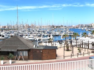 2- bedroom apartment with roof terrace  in Torrevieja