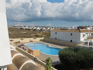 Kasha's  2- bedroom apartment with roof terrace  in Torrevieja