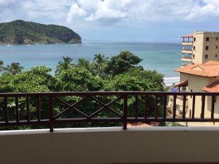 San Juan del Sur, Nicaragua-Beach view