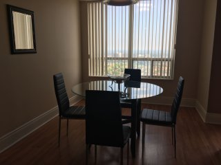 Corporate 2 BR Suite in Mississauga