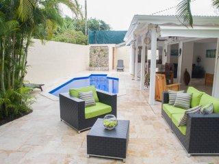 Villa Nature Saint François FWI Guadeloupe