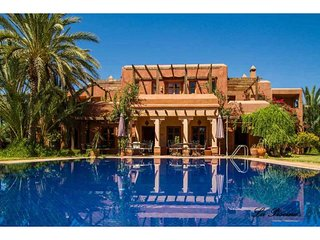 Villa La Lune D'Or , un Paradis en pleine Palmeraie