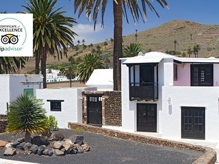Casita Palmera, Haria, Lanzarote (5 min to Beach)
