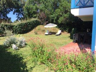 T2 au calme avec grand jardin clos