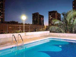 Aqua Palms Waikiki - City View - AHR