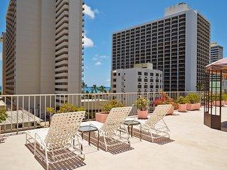 Aqua Ewa Hotel Waikiki - Two Bedroom Suite with Kitchenette- AHR