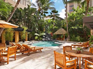 Aqua Bamboo Waikiki - One Bedroom Suite- AHR