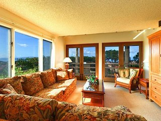 Aston Maui Hill - One Bedroom Ocean View - AHR