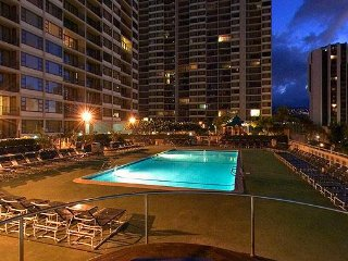 Aston at The Waikiki Banyan - One Bedroom Ocean View Suite - AHR