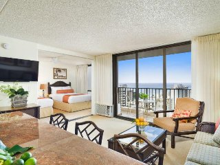 Aston at the Waikiki Banyan - 1-Bedroom 1-Bath Superior City View Suit